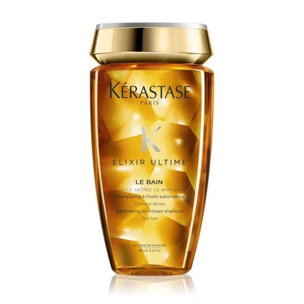 Nourishing Shampoo Elixir Ultime Bain Kerastase (250 Ml)