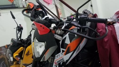 -- Motocross Dirtbike Handguards