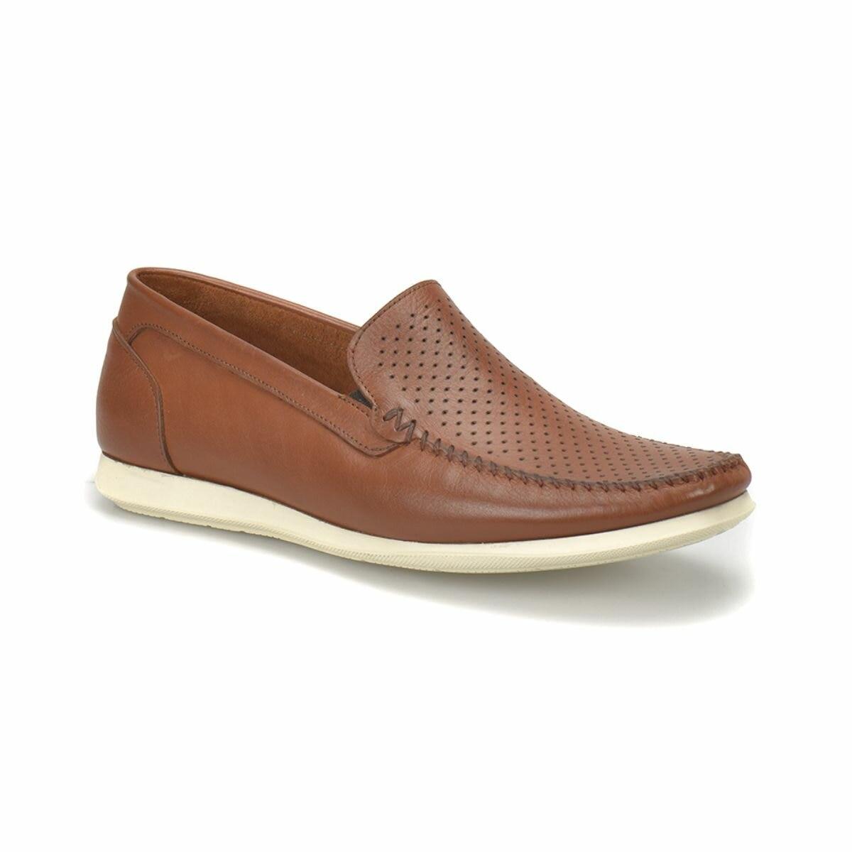 FLO 278-1 M 6674 Tan Men Modern Shoes Flogart