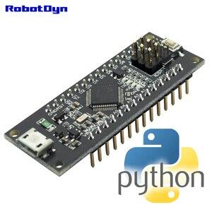 Placa de micropython samd21 M0-MINI. 32-bit braço Cortex-M0 + núcleo. Placa Python.