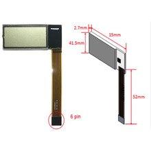 Máy Tính Bảng Vido Đo Tốc Độ Màn Hình LCD Hiển Thị Cho Kenworth Xe Tải JCB Định Vị Ô Penta Thuyền Yanmar Mềm Hiển Thị Giờ Kim