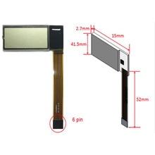 켄 월스 트럭 용 VDO 타코미터 LCD 디스플레이 Jcb 볼보 펜타 보트 Yanmar Marine hour meter Display