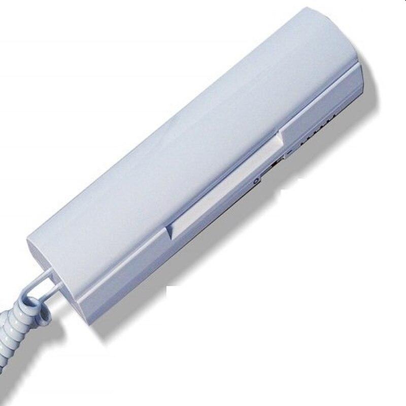 Трубка домофона CYFRAL КМ-2 (Цифрал КМ-2). Для координатного подъездного домофона. Световой индикации и отключения звука: НЕТ.
