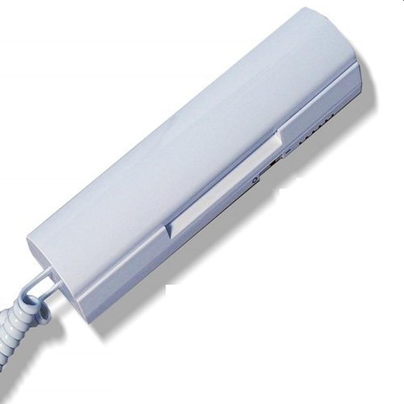 Трубка домофона CYFRAL КМ 2 (Цифрал КМ 2). Для координатного подъездного домофона. Без световой индикации и отключения звука. Звуковой интерком      АлиЭкспресс