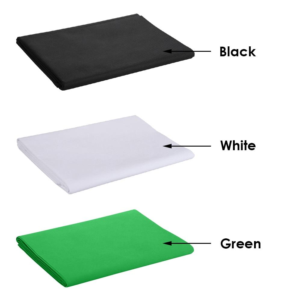 Składane tło tkaniny kolor poliester plended tkanina tło zdjęcie - Aparat i zdjęcie - Zdjęcie 4