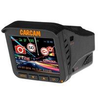 CARCAM COMBO 5 LITE 3в1 Super HD автомобильный видеорегистратор, радар-детектор, SpeedCam