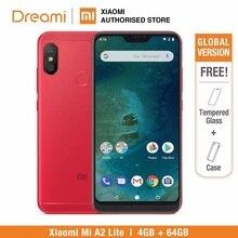 Глобальная версия Xiaomi Mi A2 Lite 64GB ROM 4GB RAM (Новый комплект и Запечатанная коробка)