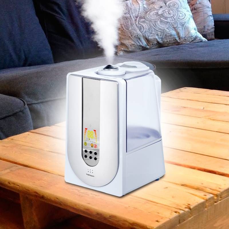 Humidifier TopCom LF4705 6 L 130W White|Humidifiers| |  - title=