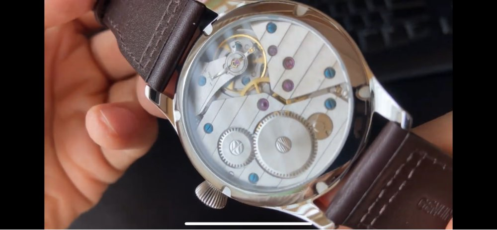 Relógios mecânicos mecânica mecânica movimento