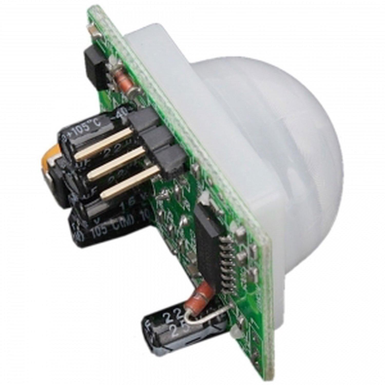 PIR Motion Sensor HC-SR501 [Arduino Compatible] hc sr501 pir infared sensor pyroelectric motion sensor detector human sensor ir sensor sr501 light switch lhi778 for arduino mcu
