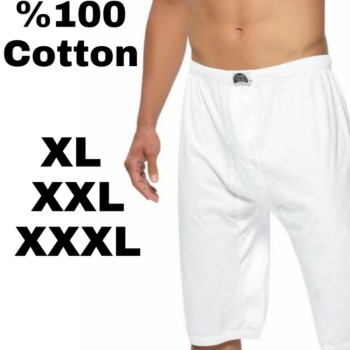Set Of 6/12 Extra Long Men's Long Leg Underpants Cotton And Comfortable Men's Briefs Famous Turkish Brand Boxer