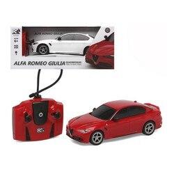 Remote control car Alfa Romeo 75030