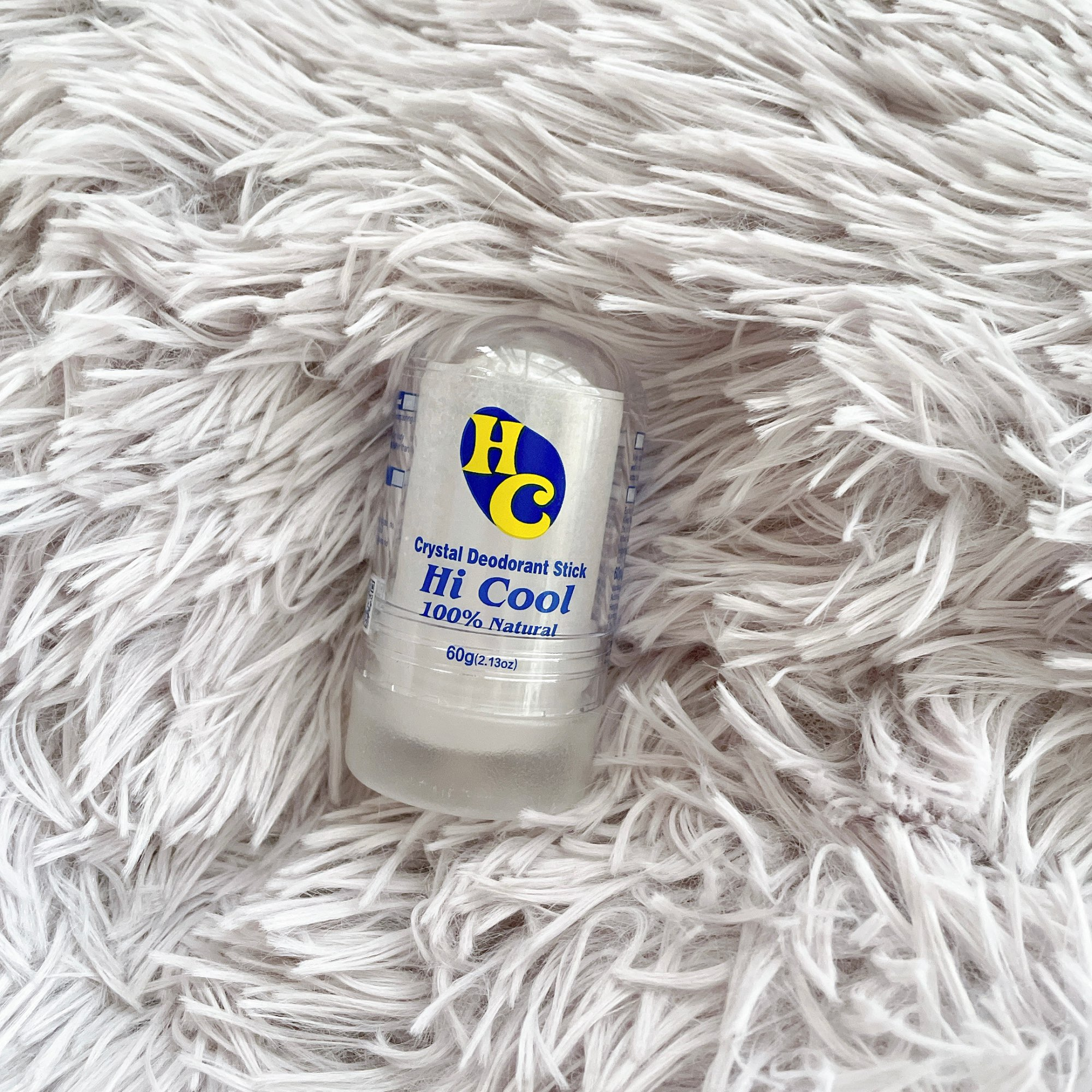 OEDO Natural Rhinestone Deodorant - Alum Stick Body Odor Remover and Antiperspirant photo review