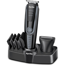 Aprilla AHC-5018 2 In 1 Standing Rechargeable Men 'S Care Set Shaving Machine