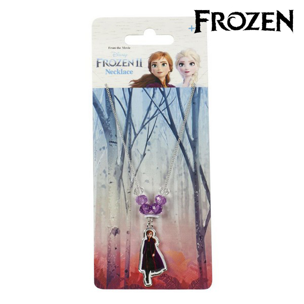 Girl's Necklace Anna Frozen 73836