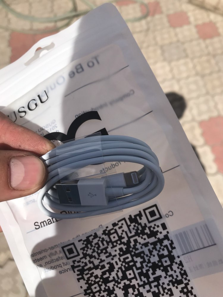 Data USB Cable for iPhone Fast Charger Charging Cable For iPhone 7 8 Plus X XS Max XR 5 5S SE 6 6S Plus Charger Wire For iPad|Mobile Phone Cables|   - AliExpress
