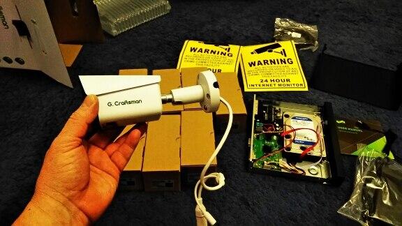 -- Vigilância Inteligente Câmera