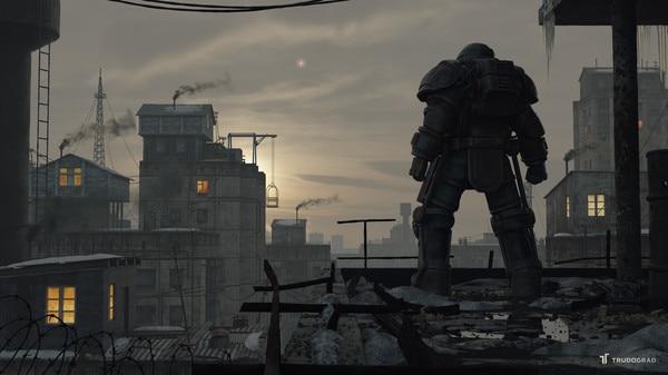 《核爆RPG:末日余生 ATOM RPG: Post-apocalyptic indie game》中文版百度云迅雷下载v1.152插图(1)