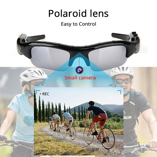 Sun Glasses Eyewear Digital Video Recorder 2