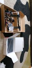 It came quickly by courier to the apartment. Everything is available as in the photo. I ad