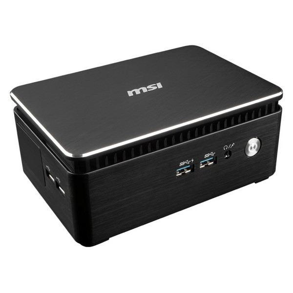 Mini PC MSI S-005BEU I3-7100U 2.4 GHz WIFI