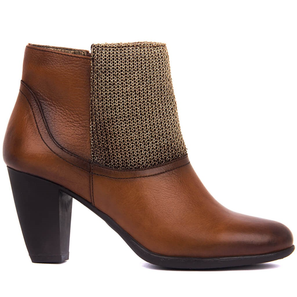 Sal Lakers-Genuine Leather Women 'S Boots