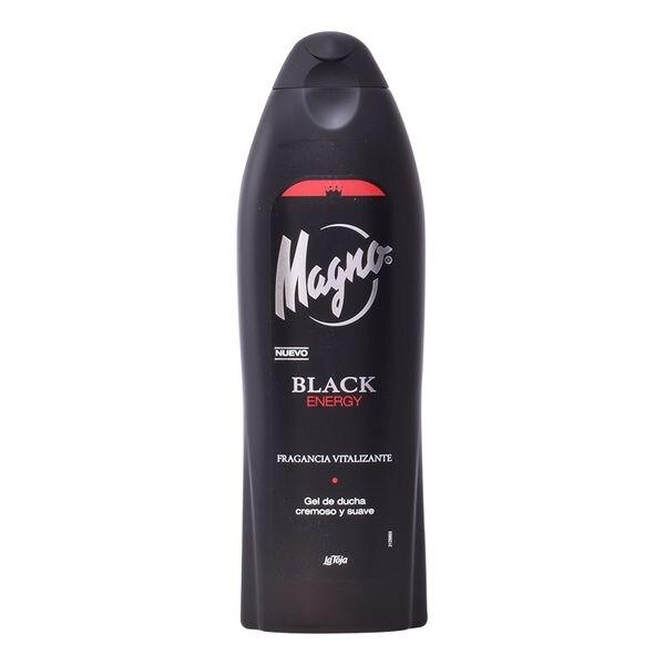 Shower Gel Black Magno (550 Ml)