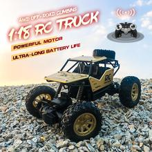 1:18 RC Car 4WD Off-Road Vehicle Remote Control Buggy Toy Hi