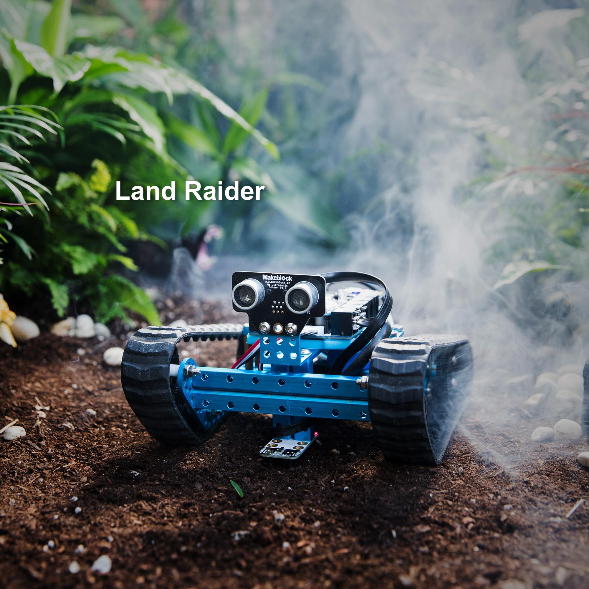 Makeblock Programmable mBot Ranger Robot Kit, Arduino,STEM Education, 3 in 1 Programmable Robotic for Kids, Age 12+ 2