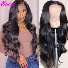 Brazilian 13x4 Body Wave Lace Front Wig 4x4 Closure Wig Body Wave 30 Inch Wig Human Hair Body Wave Frontal Wig Remy 150%(China)