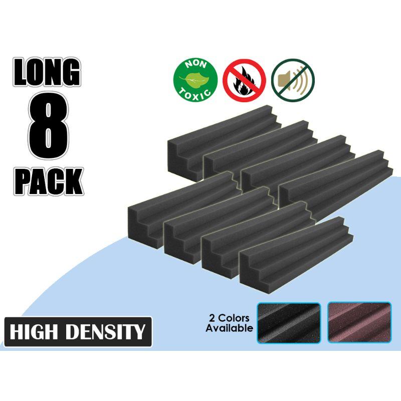 Arrowzoom Wedge Column Pillar Bass Trap Studio Wall Soundproofing Acoustic Foam Treatment 4.7