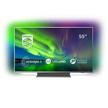 "Smart tv Philips 55PUS7504 5"" 4 K Ultra HD светодиодный WiFi Ambilight серый"