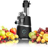 Cocotec licuadora juice & live 3000 easyclean. Motor de 150 w  sistema de prensado frío  filtro de água limpa  velocidade lenta Liquidificadores     -