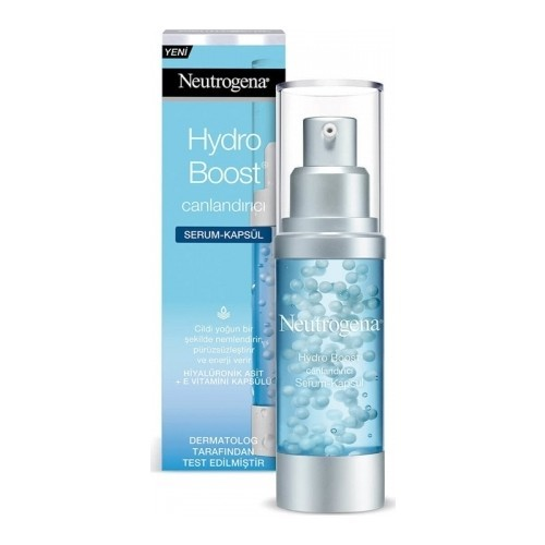 Neutrogena Hydro Boost Revitalizing Serum Capsule 30 ml 1