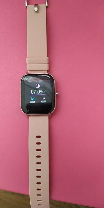 P8 Smart Watch Men Women IP67 Waterproof Fitness Tracker Sport Heart Rate Monitor Full Touch Smartwatch for Amazfit Gts Xiaomi|Smart Watches| |  - AliExpress