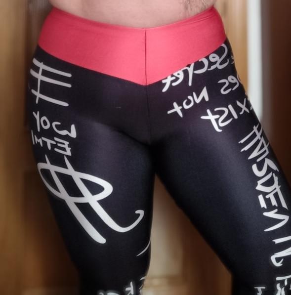 Qickitout Leggings 2018 Drop Shipping Fitness Pants Women Lovely Cartoon Cat and Duck Printed Women Cute Casual Leggings casual leggings fitness pantsfitness pants women - AliExpress