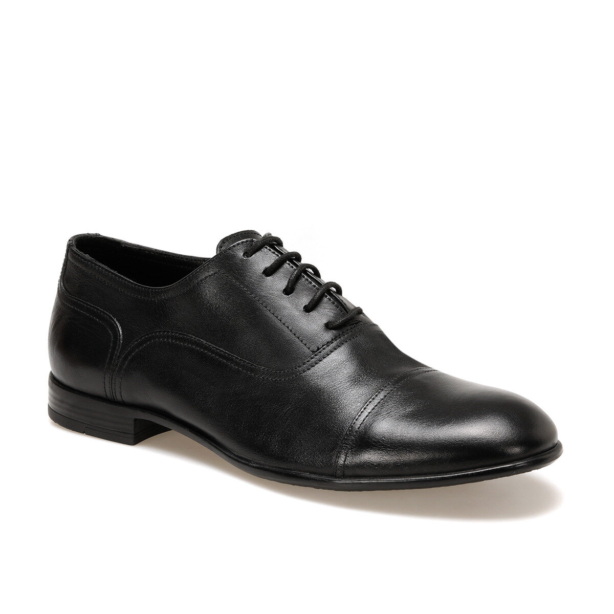 FLO 483 Black Male Maskaret Shoes Garamond