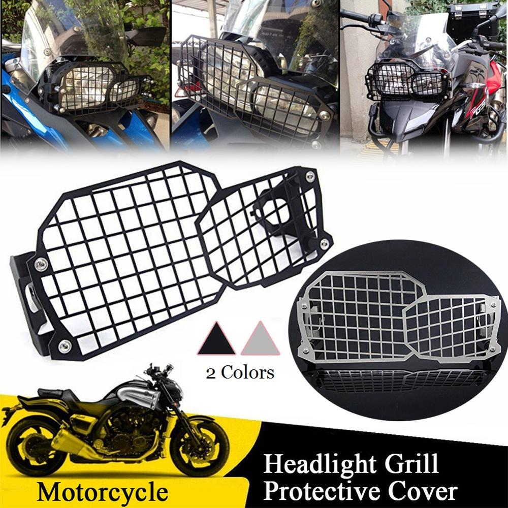 Headlight Guard Mesh Grill Cover Protector For BMW F650GS F700GS F800GS F800R F 650 <font><b>700</b></font> 800 <font><b>GS</b></font> 2008-2018 <font><b>2017</b></font> 2016 2014 2012 image