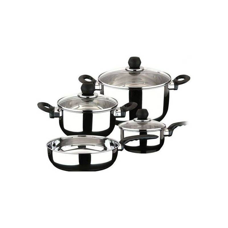 Set Of Pots Express Magefesa D221200 (2 Pcs) Stainless Steel