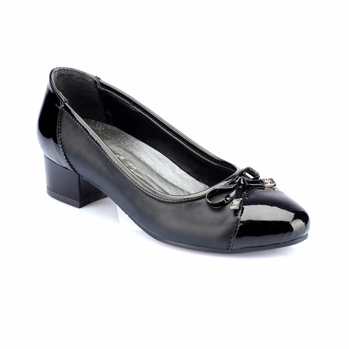 FLO 82.150073.Z Black Women Shoes Polaris