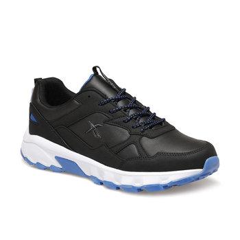 FLO FINLEY czarne męskie buty trekkingowe KINETIX tanie i dobre opinie Podstawowe Sztuczna skóra ANKLE