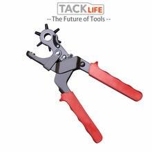 Кожаный ремень taclife перфоратор с отверстием для ушей Ручные