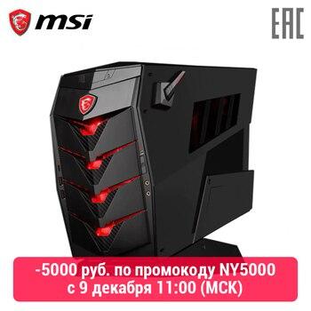 Escritorio MSI auspicios 3 8RC-023RU/i7 8700/8 GB/2000 + 256 SSDGb/GTX1060 6 GB/DVDrw/BT/WiFi/Negro/Win10 (9S6-B91811-023) 0-0-12