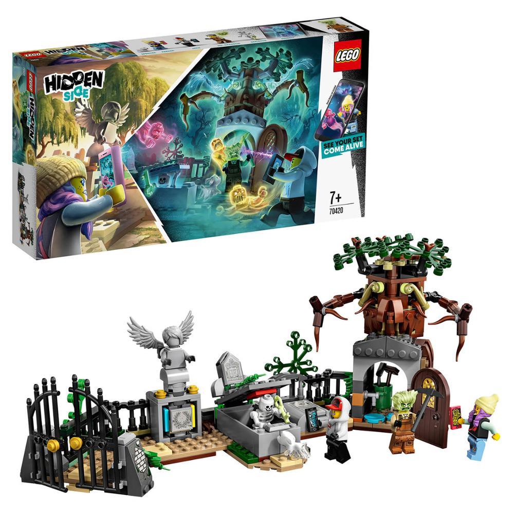 Le côté caché de LEGO 70420 a été trouvé.