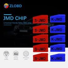 5 Cái/lốc Ban Đầu JMD Vua Chip JMD Tiện Dụng Cho Bé Chìa Khóa Máy Photocopy JMD Chip Cho CBAY Đỏ Siêu Chip JMD 46/48/4C/4D/G Chip Bán