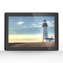 10 inç PoE tablet duvara monte beyaz veya siyah (RK3288, 2GB DDR3, 16GB flash, Android 8.1, VESA, BT, wifi, duvar braketi)