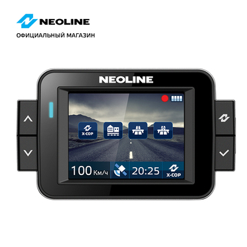 DVR with radar-detector Neoline X-COP 9000 Dash Cam  DVR Car Dash Camera Car Camera Recorder Radar Detector