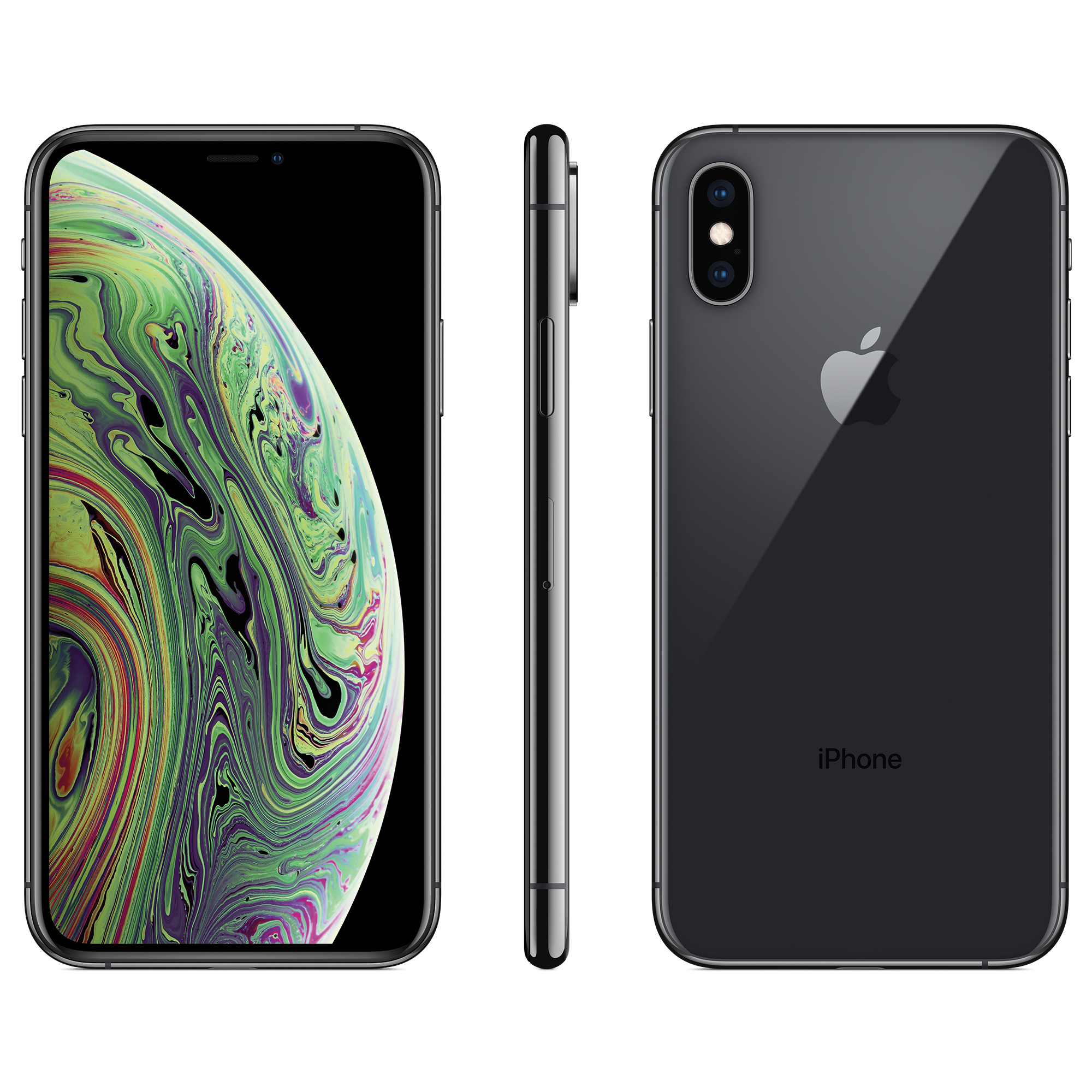 Original New iPhone Xs/Xs Max 4G LTE FaceID All Screen 5.8/6.5