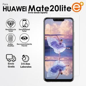 Защитное стекло, закаленное стекло для Huawei Mate 20 Lite