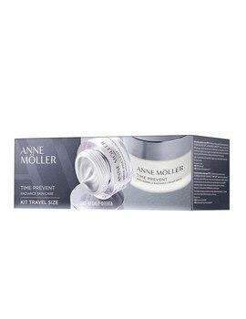 ANNE MOLLER TIME PREVENT CREME LUMIERE ANTIRIDES SFP15 ESTUCHE - Cosmetica
